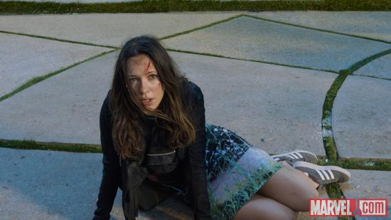 Rebecca Hall stars in Marvel's Iron Man 3