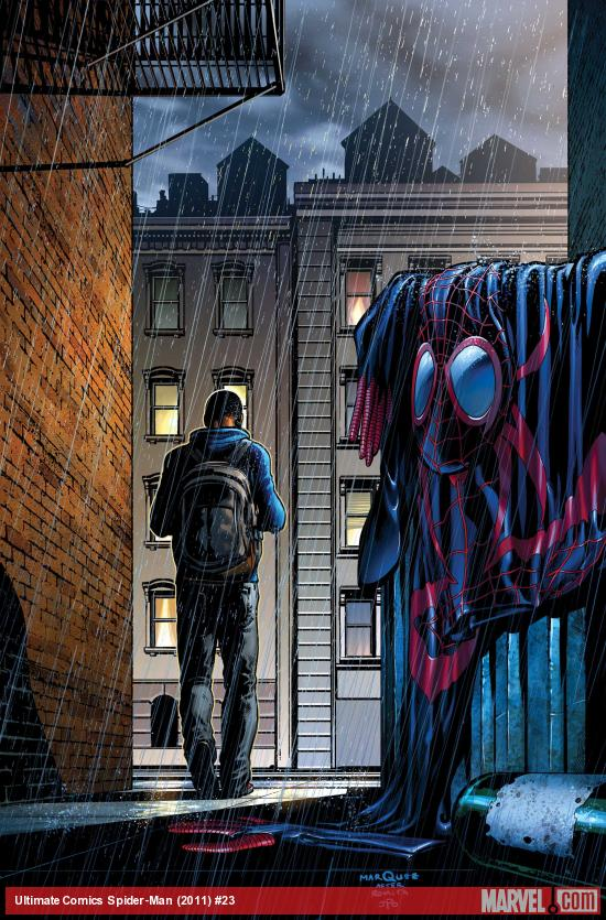 Ultimate Comics Spider-Man (2011) #23 Cover