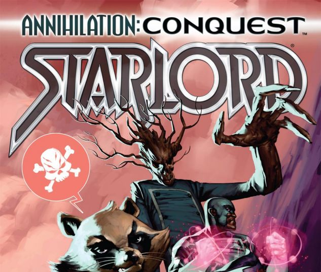 Annihilation Conquest: Starlord (2007) #2
