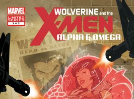 Wolverine & The X-Men Alpha & Omega (2011) #3