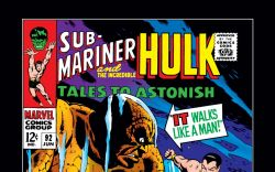 Tales to Astonish (1959) #92 Cover