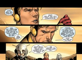 MIGHTY AVENGERS #23 preview page 7