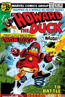 Howard the Duck (1976) #30