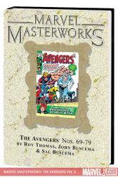 Marvel Masterworks: The Avengers Vol. 8 (Hardcover)