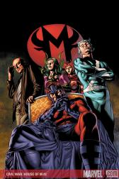 Civil War: House of M #2
