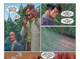 X-MEN: FIRST CLASS #14, page 6