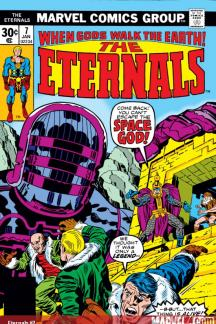 Eternals (1976) #7