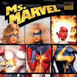MS. MARVEL VOL. 4: MONSTER SMASH PREMIERE #0
