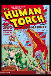 Human Torch #5 