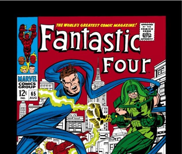 FANTASTIC FOUR #65