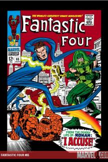 Fantastic Four (1961) #65