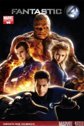 Fantastic Four: The Movie #1