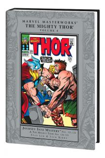 Marvel Masterworks: The Mighty Thor Vol. 4 (Hardcover)