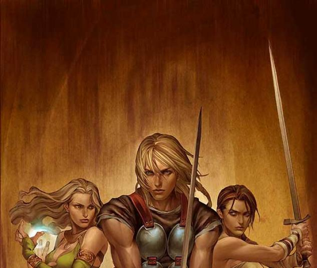 THOR: SON OF ASGARD (2005) #9 COVER