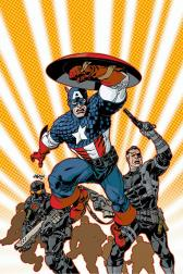 Captain America #24 