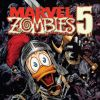 MARVEL ZOMBIES 5 #3 cover by Leonard Kirk