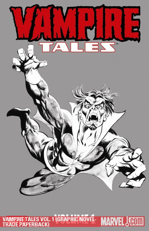 Vampire Tales Vol. 1 (Graphic Novel)