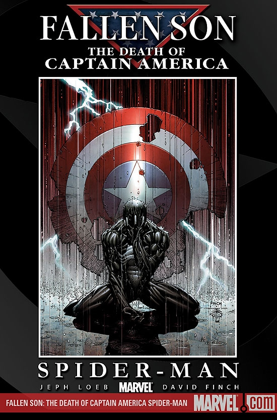 FALLEN SON: DEATH OF CAPTAIN AMERICA - SPIDER-MAN #1