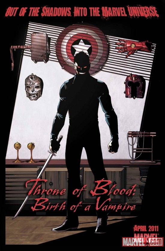 Throne Of Blood: Birth Of A Vampire Teaser