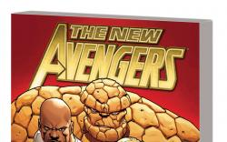 New avengers by brian michale bendis vol. 1 TBP