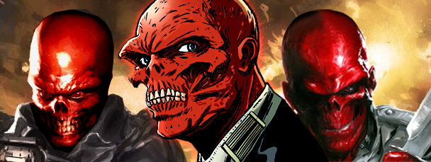 A Dozen Days of Vengeance: The Red Skull