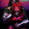 Doctor Doom and The Scarlet Witch by Jim Cheung