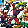 Avengers (1963) #55 cover