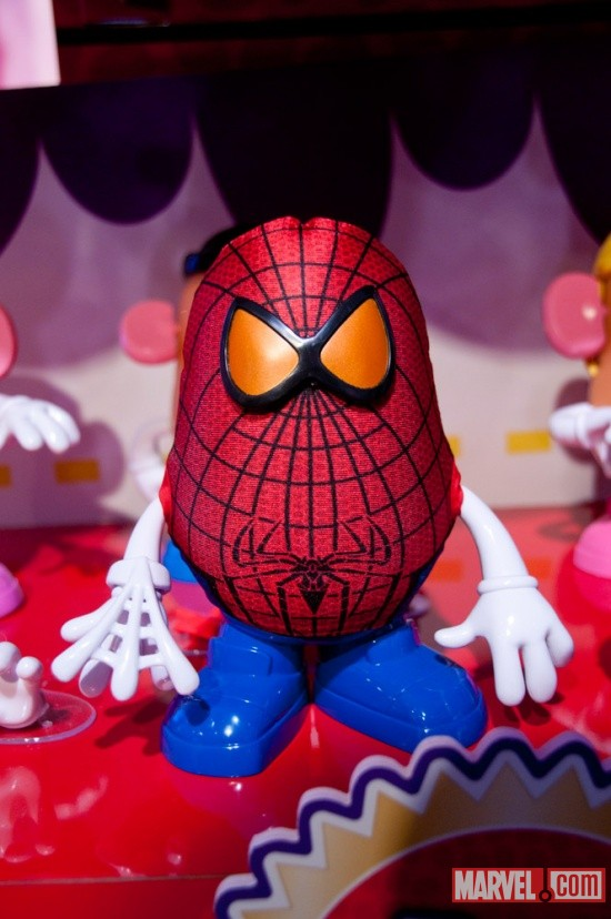 Hasbro Mr. Potato Head Spider Spud