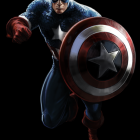 Captain America from : Marvel Avengers Alliance
