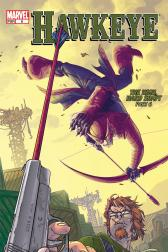 Hawkeye #6 