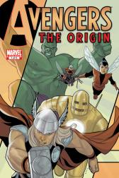 Avengers: The Origin #1 