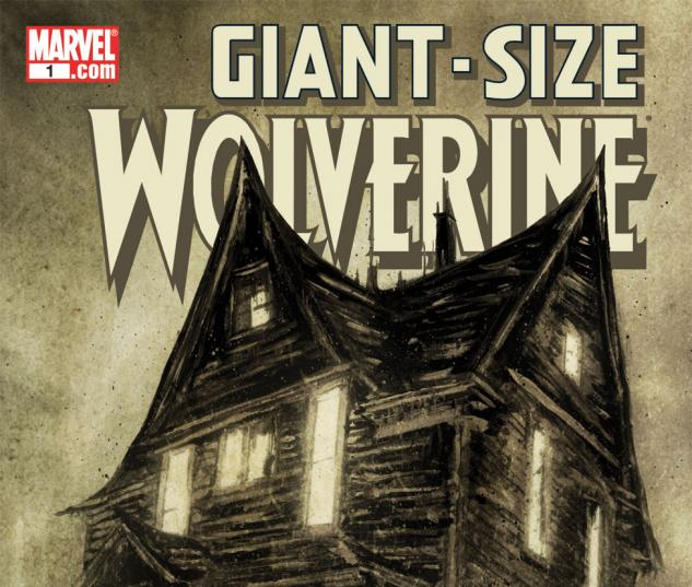 Giant-Size Wolverine (2006) #1