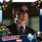 NYCC 2012: Coulson Lives in Marvel's S.H.I.E.L.D.