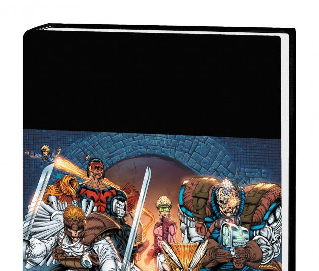 X-FORCE OMNIBUS VOL. 1 HC