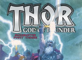 THOR: GOD OF THUNDER 9 (NOW, WITH DIGITAL CODE)