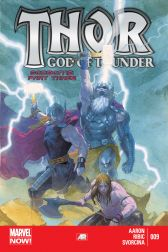 Thor: God of Thunder #9