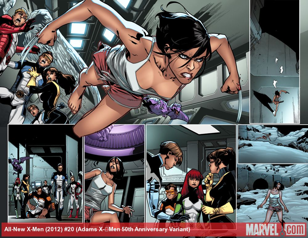 Witness the Return of X-23 in All-New X-Men #20 | X-Men | News ...