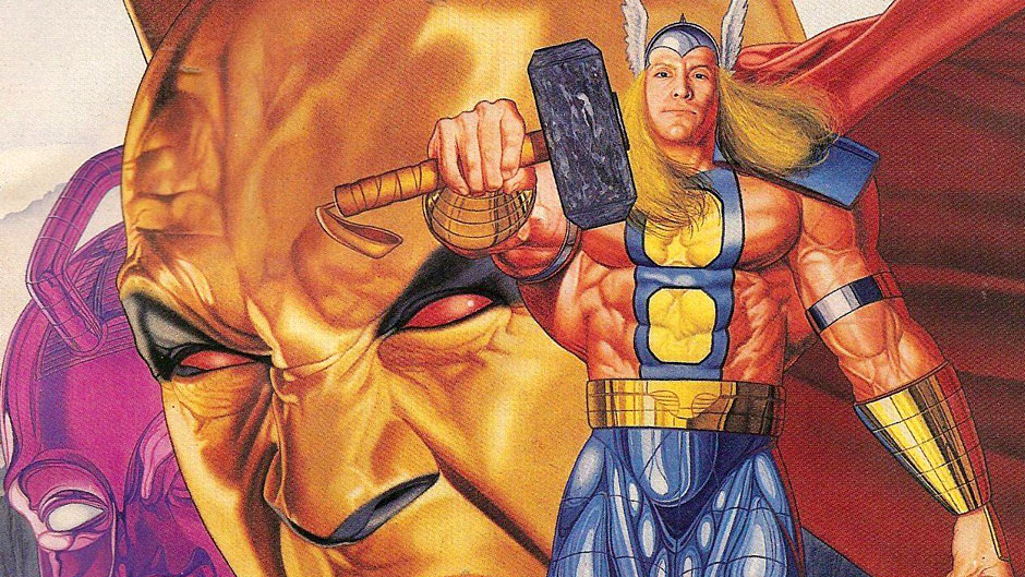 90s By The Numbers: Thor #482