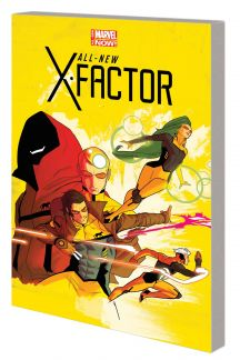 ALL-NEW X-FACTOR VOL. 1: NOT BRAND X TPB (Trade Paperback)