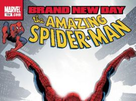 AMAZING SPIDER-MAN #552 (BND)