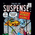 TALES OF SUSPENSE #2