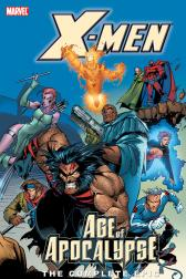 X-Men: The Complete Age of Apocalypse Epic Book 2 (Trade Paperback)