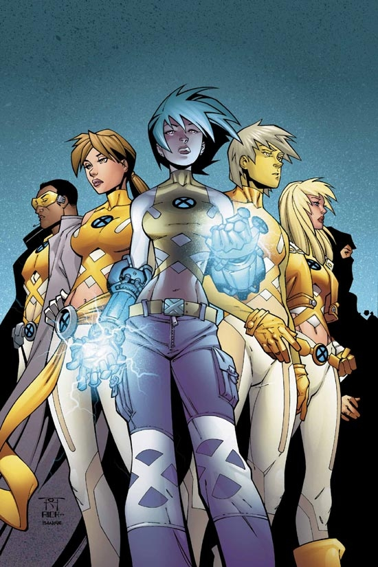 NEW X-MEN: ACADEMY X #1