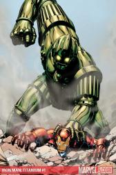 Iron Man: Titanium #1 