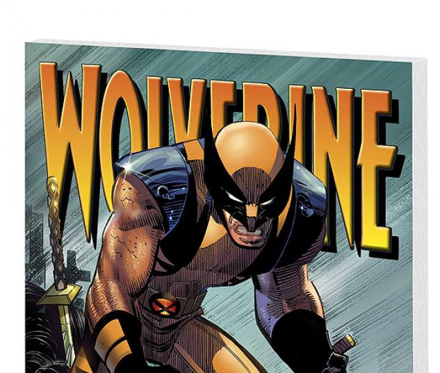 WOLVERINE: ENEMY OF THE STATE VOL. 1 COVER