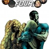 Fantastic Four #588 Second Printing cover by Alan Davis