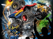 Marvel Monster Trucks Live