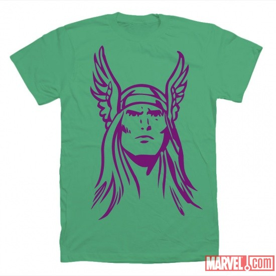 Mighty Fine: Thunderous Thor Tees