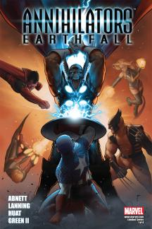 Annihilators: Earthfall (2011) #1