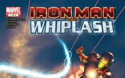 Iron Man Vs. Whiplash (2009) #1